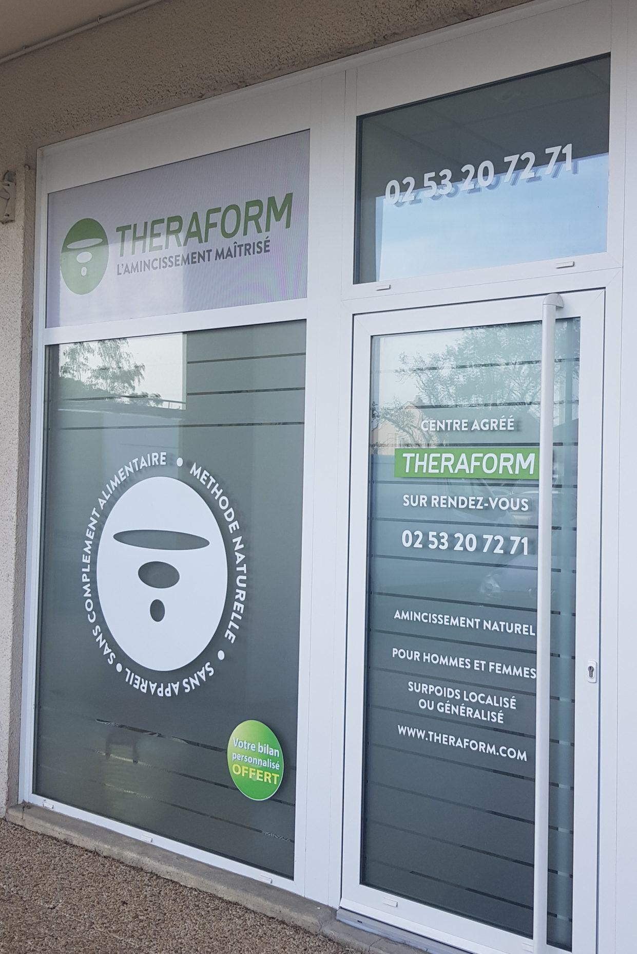 Avrillé – Centre Agréé Theraform   Theraform France
