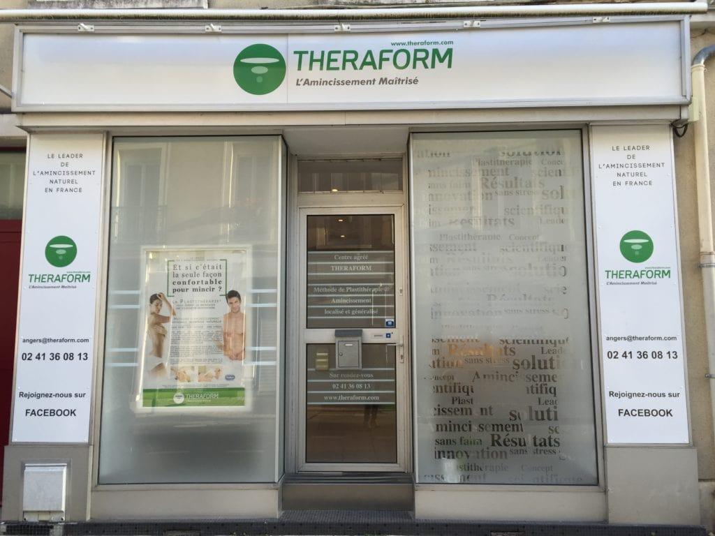 Angers – Centre Agréé Theraform   Theraform France