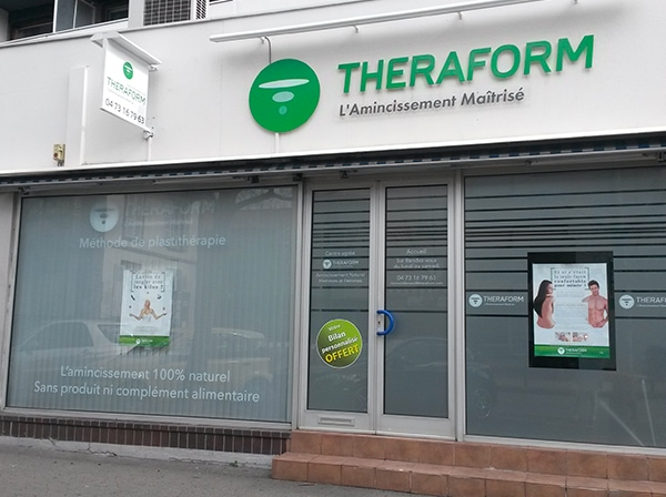 Clermont Ferrand – Centre Agréé Theraform   Theraform France