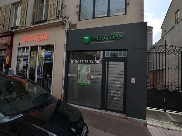 Roanne – Centre Agréé Theraform   Theraform France