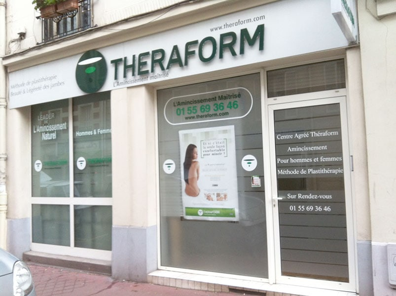 Levallois – Centre Agréé Théraform